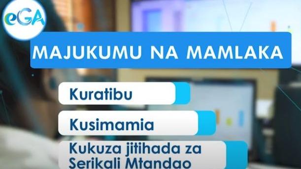 Majukumu ya Mamlaka ya Serikali Mtandao katika utekelezaji wa Sheria ya Serikali Mtandao 2019