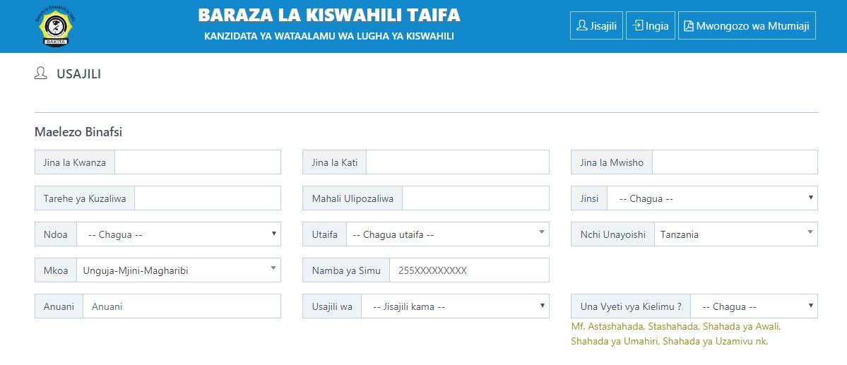 kiswahili.bakita.go.tz