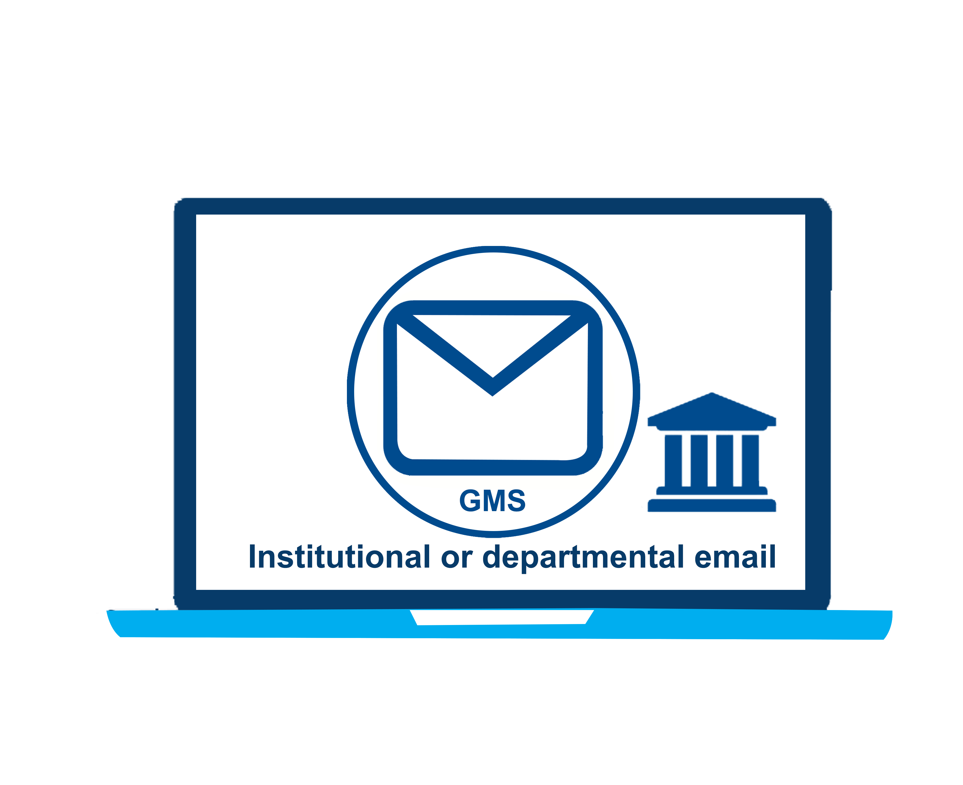 Institutional or departmental email accounts