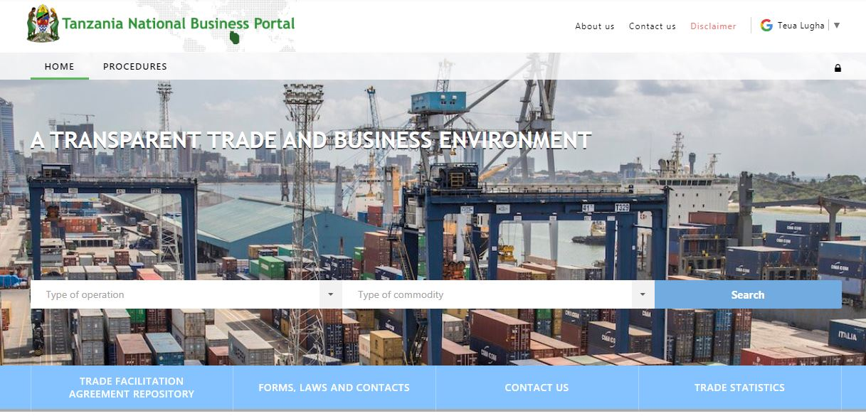 National Business Portal