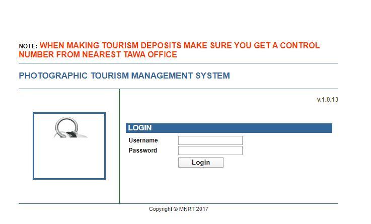 Photographic tourism management