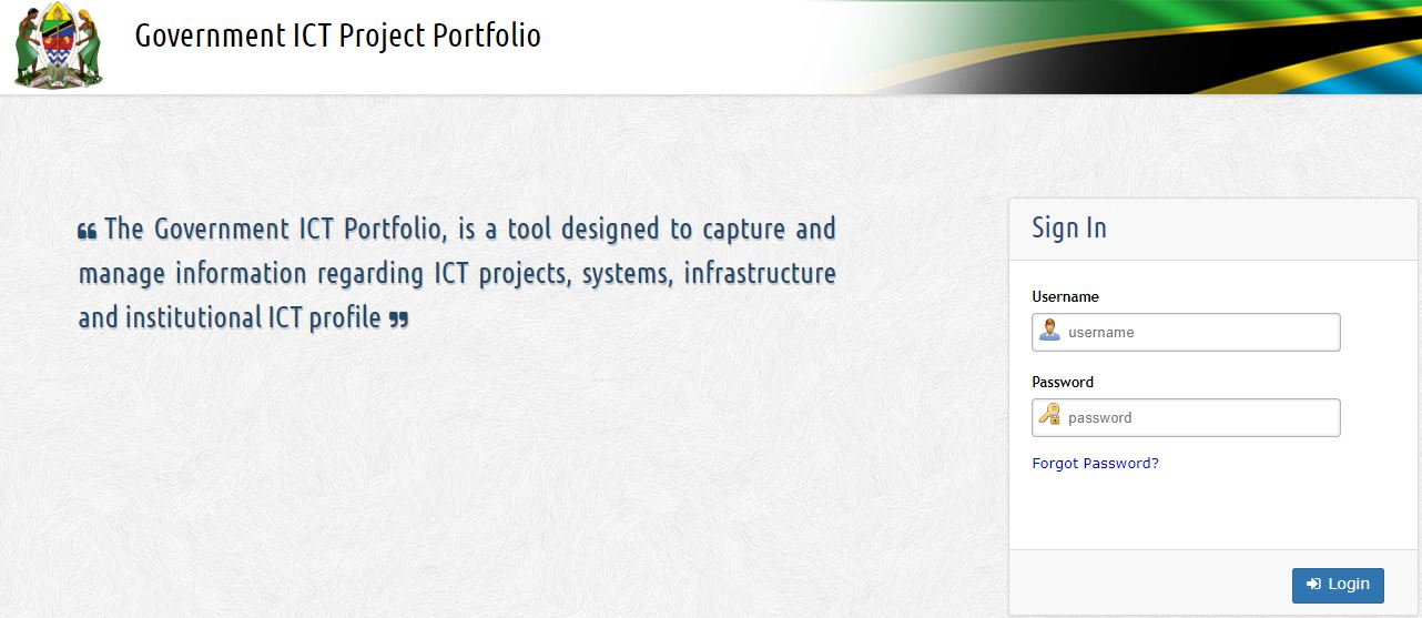 Government ICT Project Management