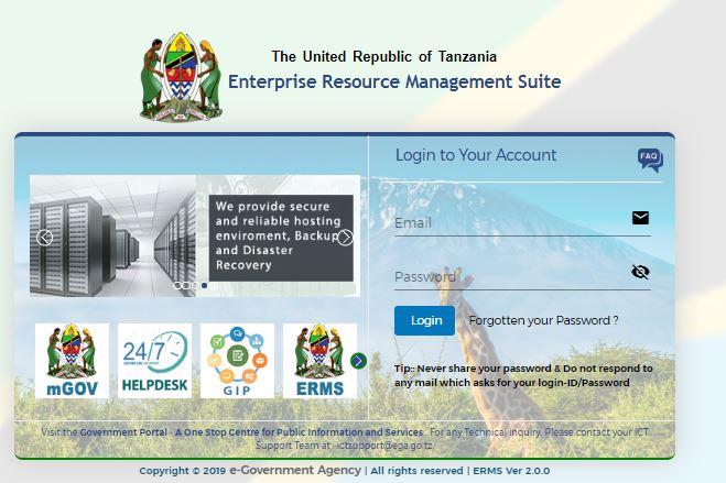 Enterprise Resources Management Suite (ERMS)