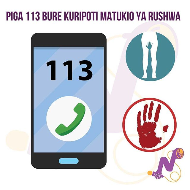 Corruption complaints Dial *113# or SMS 113