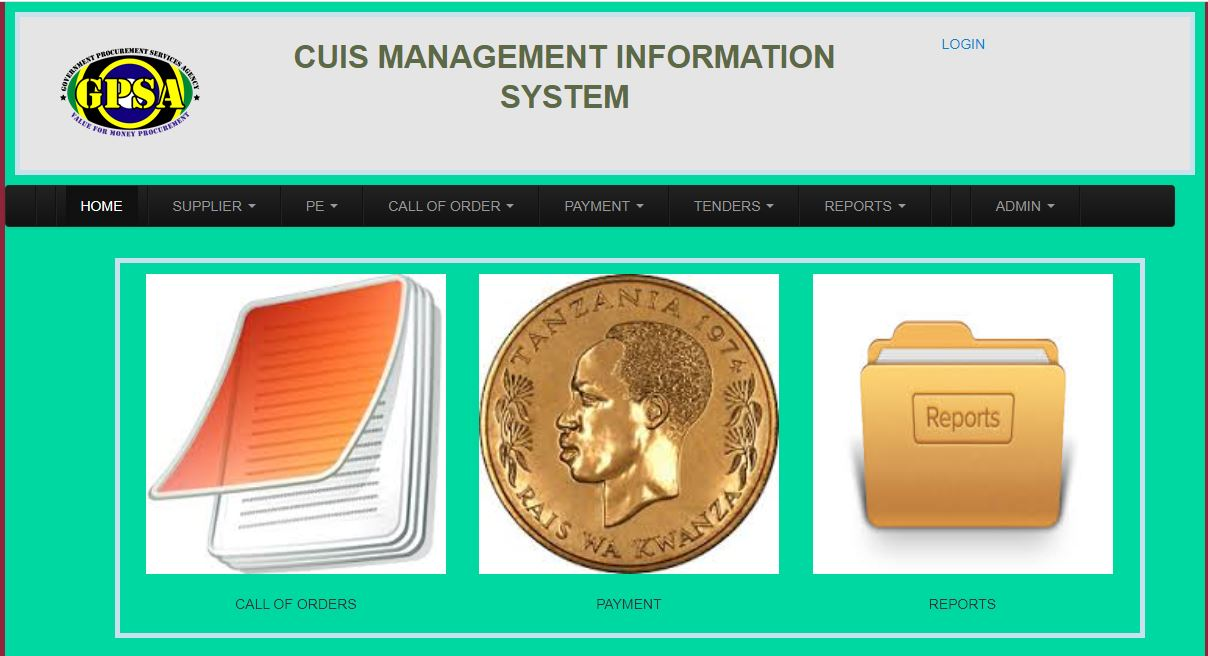 Cuis Management Information System