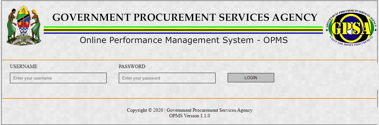 Online Performance management system