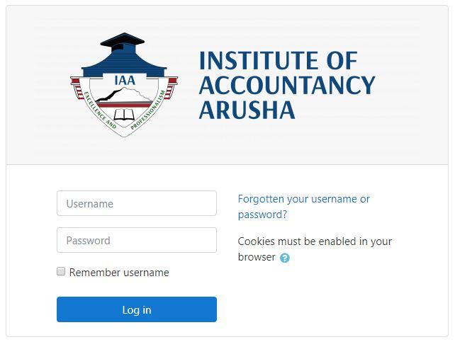 IAA e- Learning