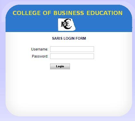 CBE Online Application System